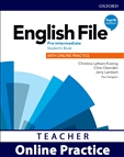 English File Pre-intermediate Fourth Edition Teacher's...