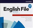 English File Advanced Fourth Edition Class Audio CD
