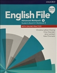 English File Advanced Fourth Edition Students Book B...