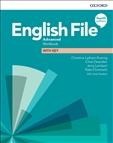 English File Advanced Fourth Edition Workbook with Key