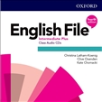 English File Intermediate Plus Fourth Edition Class Audio CD