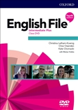 English File Intermediate Plus Fourth Edition Class DVD