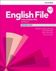 English File Intermediate Plus Fourth Edition Workbook without Key