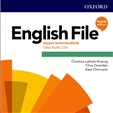 English File Upper Intermediate Fourth Edition Class Audio CD