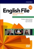 English File Upper Intermediate Fourth Edition Class DVD