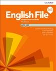 English File Upper Intermediate Fourth Edition Workbook with Key