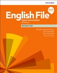 English File  Upper Intermediate Fourth Edition Workbook without Key