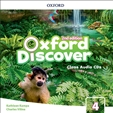 Oxford Discover Second Edition 4 Class Audio CD