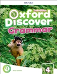 Oxford Discover Second Edition 4 Grammar Book Class Audio CD