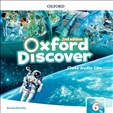 Oxford Discover Second Edition 6 Class Audio CD