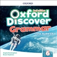 Oxford Discover Second Edition 6 Grammar Book Class Audio CD