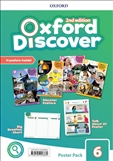 Oxford Discover Second Edition 6 Posters