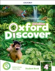 Oxford Discover Second Edition 4 Student's Book Pack