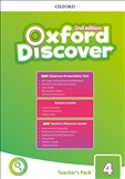 Oxford Discover Second Edition 4 Teacher's Book Pack
