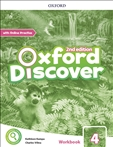 Oxford Discover Second Edition 4 Workbook with Online Practice
