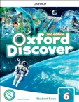 Oxford Discover Second Edition 6 Student's Book Pack