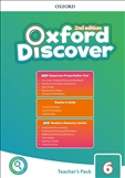 Oxford Discover Second Edition 6 Teacher's Book Pack