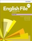 English File Advanced Plus Fourth Edition Workbook with Key