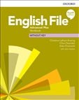 English File Advanced Plus Fourth Edition Workbook without Key