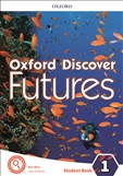 Oxford Discover Futures Level 1 Student's eBook Access Code Card