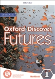 Oxford Discover Futures Level 1 Workbook eBook Access Code Card