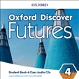Oxford Discover Futures Level 4 Class CD