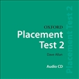Oxford Placement Tests 2 CD Third Edition