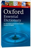 Oxford Essential Dictionary Second Edition Paperback