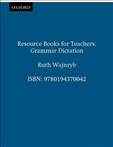 Resource Books for Teachers: Grammar Dictation