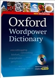 Oxford Wordpower Dictionary Fourth Edition Paperback with CD-Rom