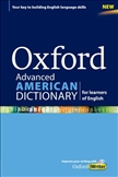 Oxford American Advanced Dictionary Paperback with CD-ROM