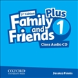 Family and Friends 1 Second Edition Plus Class Audio CD