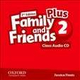 Family and Friends 2 Second Edition Plus Class Audio CD