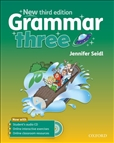 Grammar 3 Students Book with Audio CD Third Edition