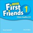 First Friends Second Edition 1 Class Audio CD