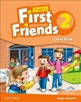 First Friends Second Edition 2 Classbook & MultiROM Pack