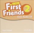 First Friends Second Edition 2 Class Audio CD