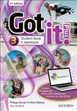 Got It! Second Edition Level 3  Student's Book Pack