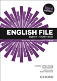 English File Beginner Third Edition Teacher's Book and...