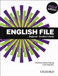 English File Beginner Third Edition Student's Book