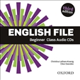 English File Beginner Third Edition Class Audio CD