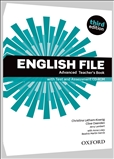 English File Advanced Third Edition Teacher's Book and...