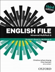 English File Advanced Third Edition Student's Book B
