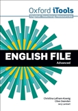 English File Advanced Third Edition iTools DVD-Rom
