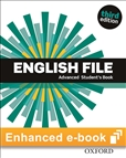 English File Advanced Third Edition Student's eBook
