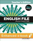 English File Advanced Third Edition Teacher's eBook