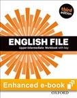 English File Upper Intermediate Third Edition Workbook eBook