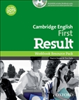 First Result Cambridge English Workbook without Key...