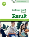 First Result Cambridge English Teacher's Book with DVD 2015 Exam