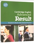Advanced Result Cambridge English Student's Book with...